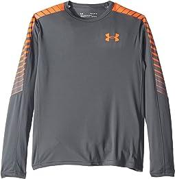 Pitch Gray/Orange Glitch