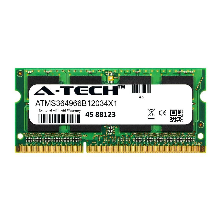 A-Tech 4GB Module for QNAP TS-251+ Laptop & Notebook Compatible DDR3/DDR3L PC3-12800 1600Mhz Memory Ram (ATMS364966B12034X1)