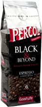 Percol Black & Beyond Espresso Coffee Beans 227g (Pack of 8)