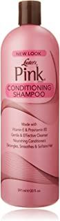 Luster's Pink Conditioning Shampoo, 20 Ounce