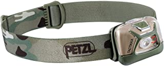 PETZL, TACTIKKA Stealth Headlamp with 300 Lumens for Fishing and Hunting