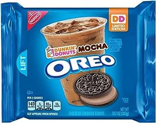 Oreo Dunkin' Donuts Mocha Cookies, 10.7 Ounce