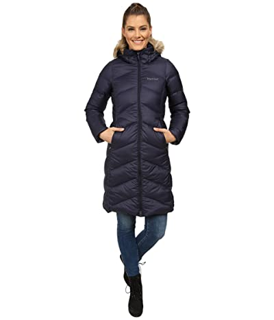 Marmot Montreaux Coat (Midnight Navy) Women