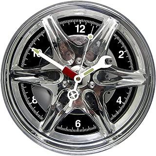 Design Gifts Auto Hub Wall Clock