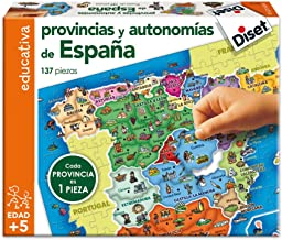 Diset 63737 - Provincias De España