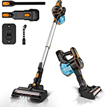 INSE Cordless Stick Vacuum Cleaner 23000Pa Powerful Suction with 250W Digital Motor, Handheld Vacume Lightweight Quiet Rec...