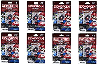 Monopoly Gamer Mario Kart Power Pack Bundle of 8 Party Favors/Party Treats