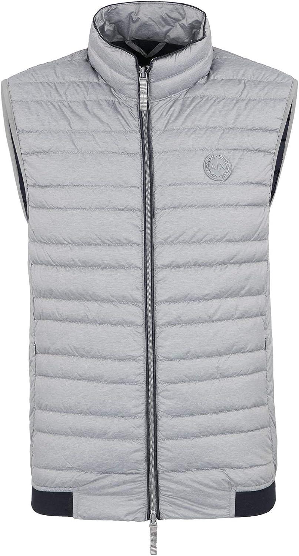 Armani Exchange Puffer Jacket Gilet Chaleco para Hombre