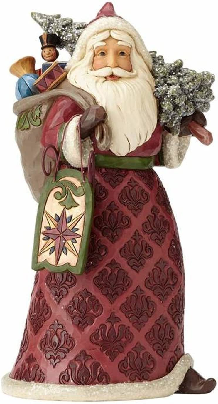 Enesco Jim Shore Super beauty product restock Max 86% OFF quality top Heartwood Creek Dreaming of Past Christmas Ston