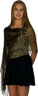 Best black silk chiffon shawl Reviews