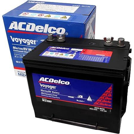 ACDelco [ エーシーデルコ ] マリン用ディープサイクルバッテリー 国産車 [ Voyager ] M24MF