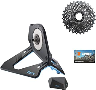 Tacx Neo 2T Smart Trainer Bundle (with 11-Speed 11-28T Cassette and 3-Month Zwift)