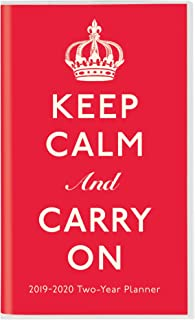 Best keep calm and carry on day planner Reviews