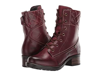 Taos Footwear Factor (Deep Red) Women