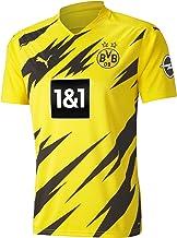 PUMA Herren T-Shirt BVB Home Trikot Replica 20/21