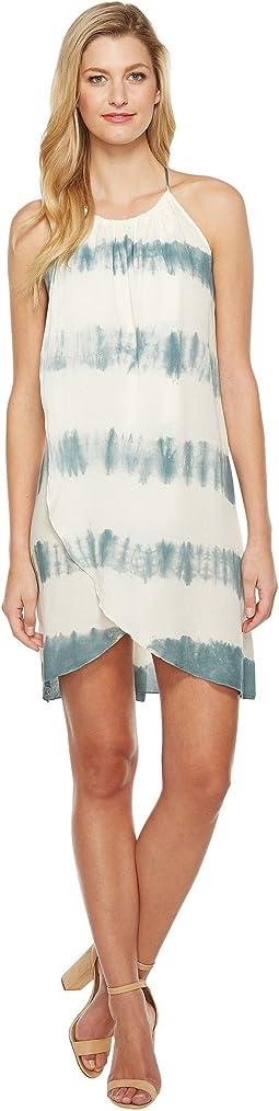 Culture Phit - Adora Overwrap Tie-Dye Dress