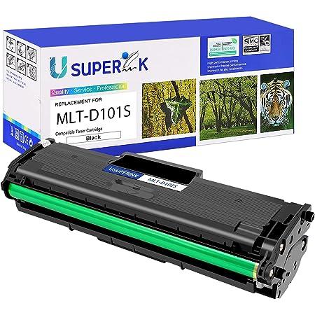 SCX 3201 3000 3200 3205 W Eurotone Toner Cartridge pour Samsung ML 1660 1661 1665 1666 1860 1865 K//N//W MLT-D104 Compatible