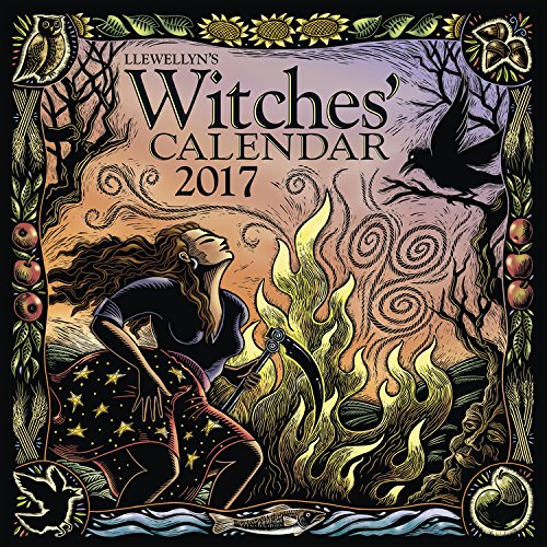 Download Llewellyn's Witches' 2017 Calendar (Calendars 2017) 0738737658