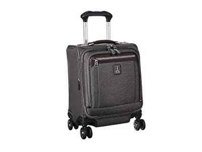 Travelpro Platinum(r) Elite Carry-On Spinner Tote (Vintage Grey) Luggage