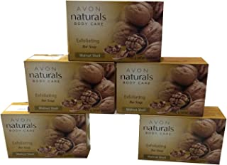 avon naturals exfoliating bar soap