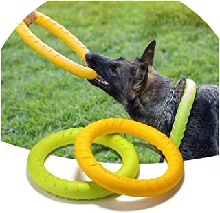 Dog Flying Discs Pet Training Ring Interactive Training Dog Toy Portable Outdoors Large Dog Toys Pet Products Motion Tool
