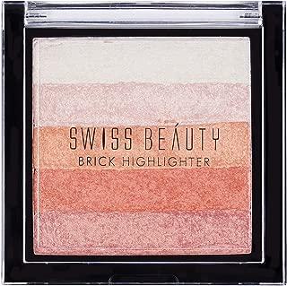 Swiss Beauty Beauty Brick Highlighter (02)