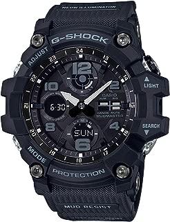G-Shock Master of G Mudmaster Series Solar Power Mens Watch GSG100-1A
