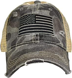 C.C Unisex Adjustable Trucker Baseball Cap Hat
