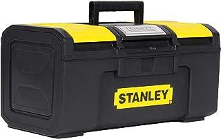 comprar comparacion STANLEY 1-79-216 - Caja de herramientas con autocierre, 39.4 x 22 x 16.2