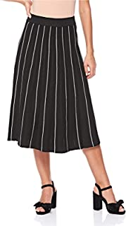 2Xtremz Compact Tricot A Line Skirt for Women