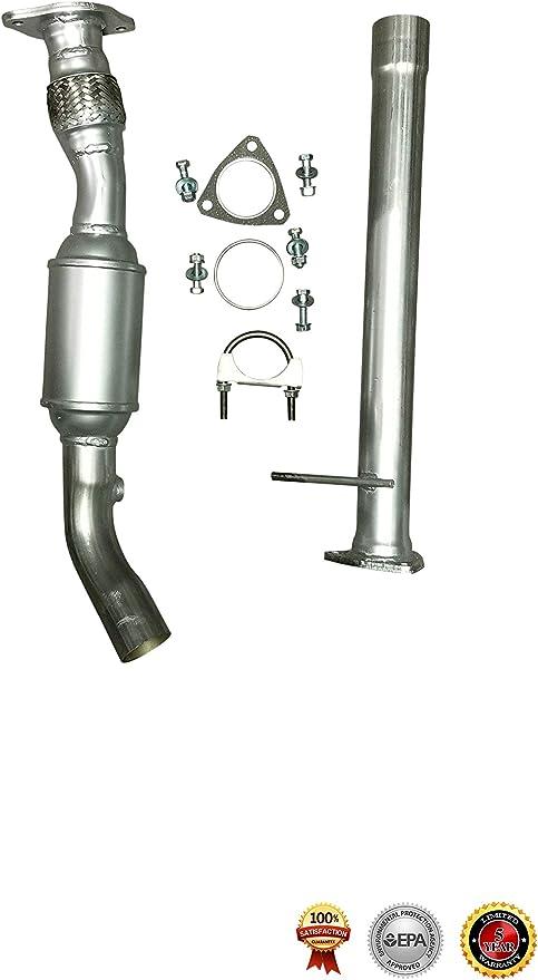 2005-2007 Chevrolet Equinox Catalytic Converter Fits