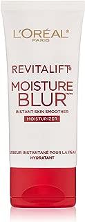 L'Oreal Paris RevitaLift Moisture Blur, Instant Skin Smoother Moisturizer