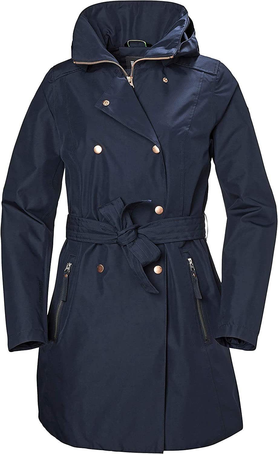 Helly-Hansen womens gift Welsey Ii Waterproof Mail order cheap Breathable Trench Coat