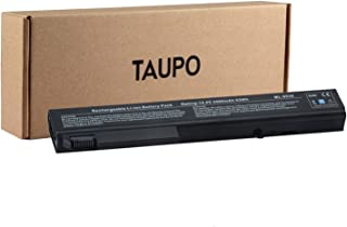 TAUPO New Laptop Battery Compatible with HP EliteBook 8530p 8540p 8730w 8530w 8540w, ProBook 6545b,fit 493976-001 AV08 AV08XL 493976-001 KU533AA HSTNN-LB60 HSTNN-XB60-12 Months Warranty