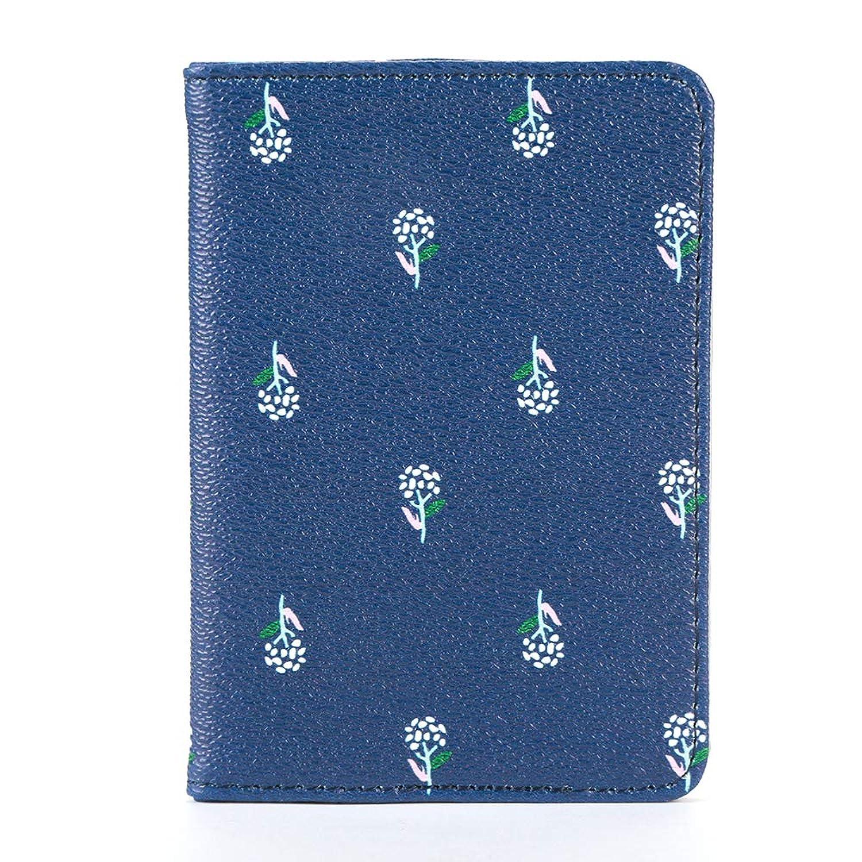 パスポートケース スキミング防止 男女兼用 便利グッズ 高級PUレザーパスポートカバー 多機能収納ポケット 名刺 クレジットカード 航空券 エアチケット