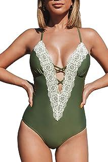 Fashion Women's Ladies Vintage Lace Bikini Sets Beach...