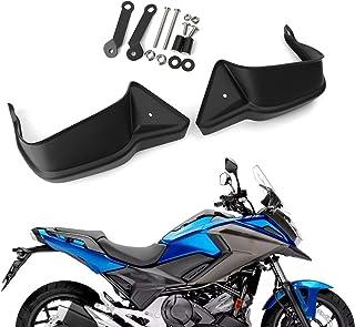 Regolatori Parabrezza Moto Delaman Staffa Parabrezza per Honda NC700X Colore : Black NC750X 2012-2015