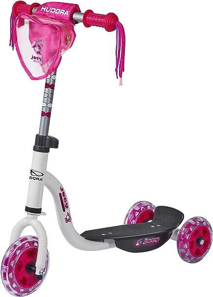 Hudora 11060 Joey 3.0 - Patinete Infantil, Color Rosa y ...