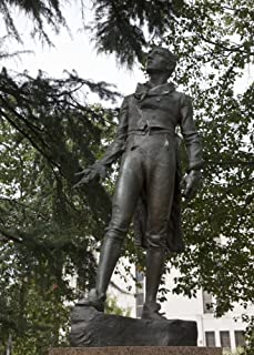 Monument to Robert Emmet Embassy Row near the intersection of 24th St and Massachusetts Ave NW Washington DC Irish Nationa...