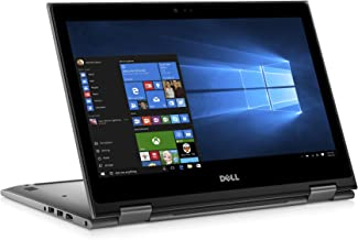 """Dell Inspiron 13 5000 2-in-1 - 13.3"""" Touch Display - 8th Gen Intel Core i7-8550U - 8GB Memory - 1TB Hard Drive - Theoretical Gray (i5379-7909GRY-PUS) Theoretical Gray 13-13.99 inches"""