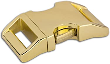Best brass side release buckle Reviews