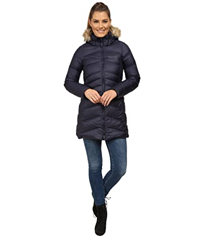 Marmot Montreal Coat (Midnight Navy) Women