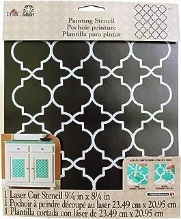 Best shape stencils for walls Reviews