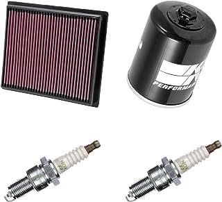 K & N NGK manutenzione set Polaris RZR 90042014Service Kit