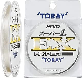 東レ(TORAY) ハリス トヨフロン スーパーL・EX HYPER 50m