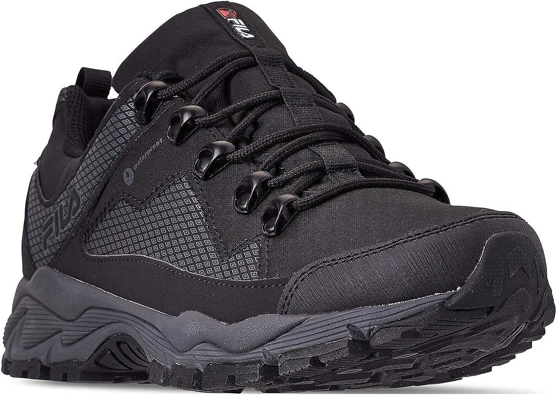 Fila herrar Switchback 2 2 2 Vattenbevis Hiking skor svart  grå  till lägsta pris