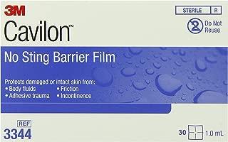 Cavilon No Sting Barrier Film, Wipe, No Alcohol, Sterile, 3344 - Box of 30
