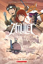 The Cloud Searchers (Amulet #3)