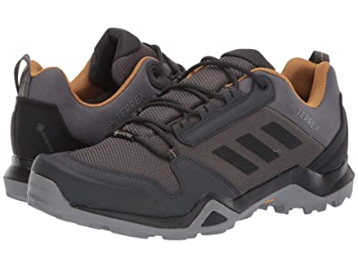 adidas Outdoor Terrex AX3 GTX (Grey Five/Black/Mesa) Men