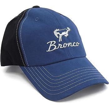 NEW OEM Ford Bronco LOGO Ball Cap Hat Black Brown White